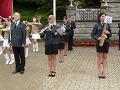 Blasorchester aus Kościelna Wieś